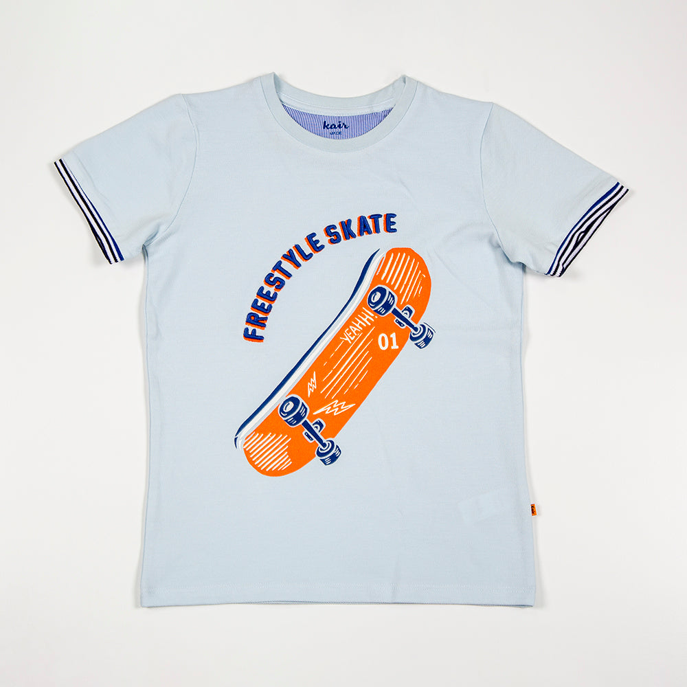 Kid Boys SkaterT-Shirt