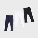 Baby Girls Jeggings - Buy 2 Get 1 Free - Bundle Offer.