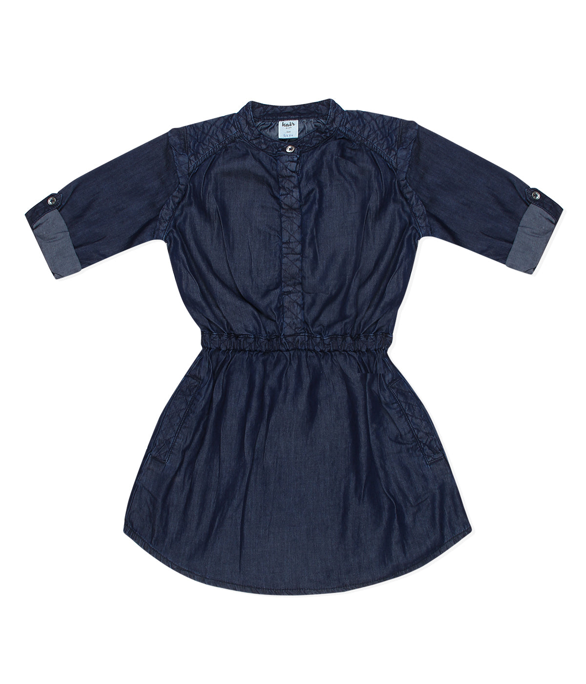 Kid Girls Denim Dress