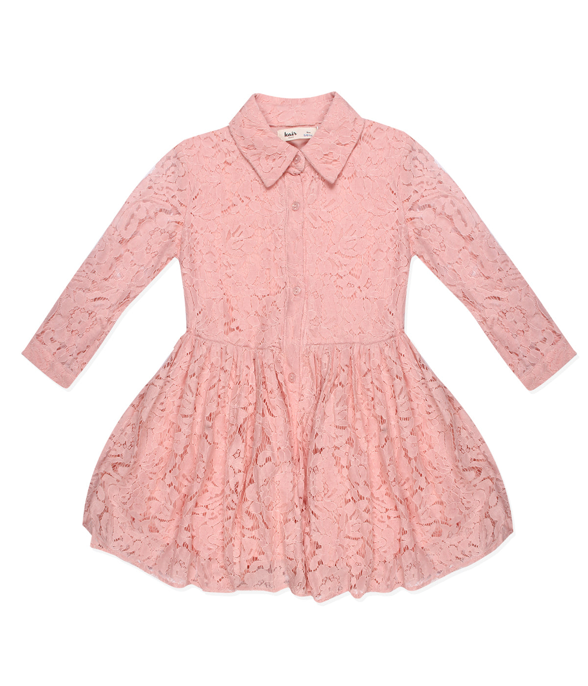 Kid Girls Pink Party dress