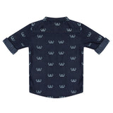 Baby Boys Viking Denim Shirt