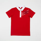 Kid Boys Polo T-shirt