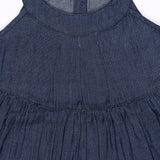 Baby Girls Denim Dress