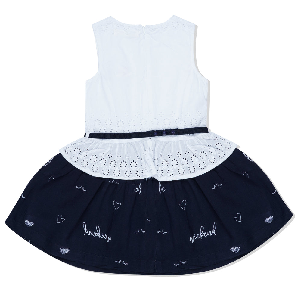 Baby Girls Doodle dress