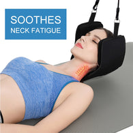 Neck Hammock New Soothing Fatigue Stretcher Neck Hammock Unisex Relax Furniture Workers Drivers Neck Shoulder Pain Relief Device