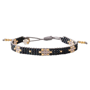 Armband Maansteen Summerlight goud