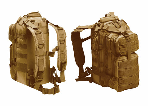 CNOA Medium Tactical Transport Pack - Coyote