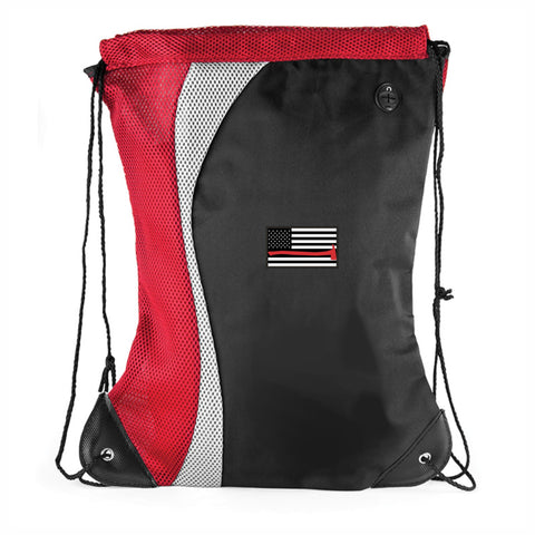 Red Line Back Pack