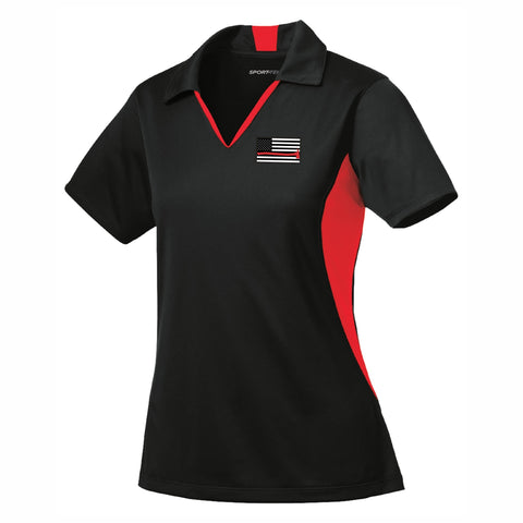 Ladies Red Line Performance Sport Polo