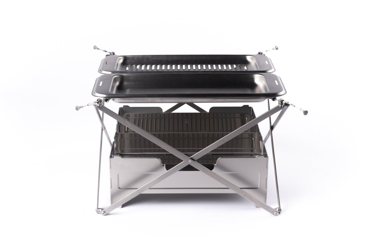 Grill and Cook Set