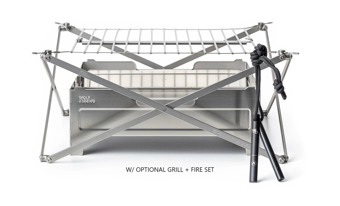 Fire Safe paired with a Grill M1