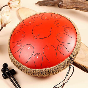 Huashu™ 15 Notes 13 Inches Tongue Drum