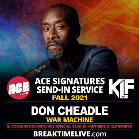 Don Cheadle for ACE ASSIST