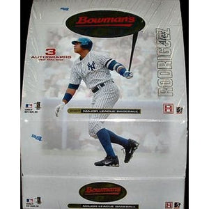 2007 Bowman's Best Baseball Single Pack from a Hobby Box Break