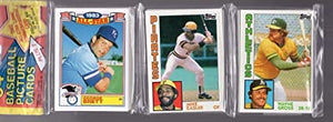 1984 Topps Baseball Single Pack of Cards for Sale from Full Rack Pack Break