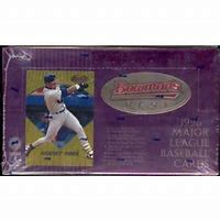 1996 Bowman Baseball Single Pack of Cards for Sale from a Hobby Box Break