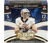 2019 Panini Select Football - Single Pack for Sale from Hobby Box Trading Card Break
