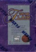 1995-96 Flair Basketball Series 1 Single Pack for Sale from a Hobby Box Break