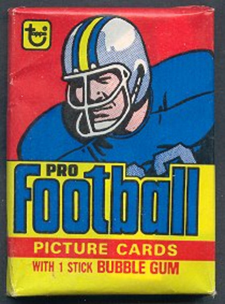 1978 Topps Football Single Wax Pack Break (One pack per spot purchased)