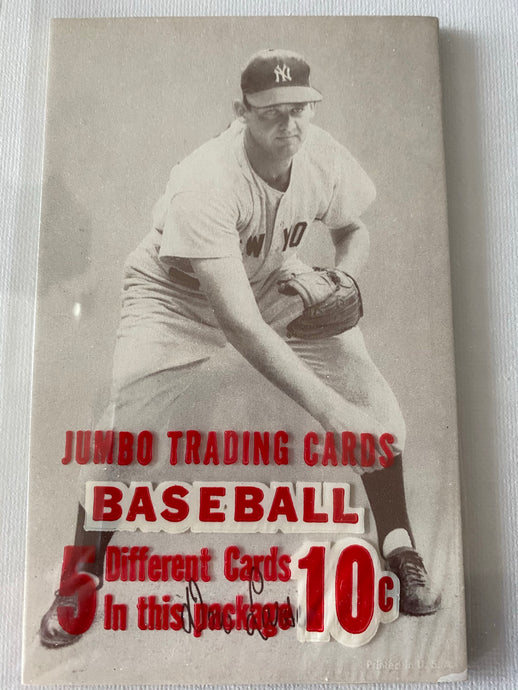 1947-66 Exhibits Baseball Cards - Single Card for Sale