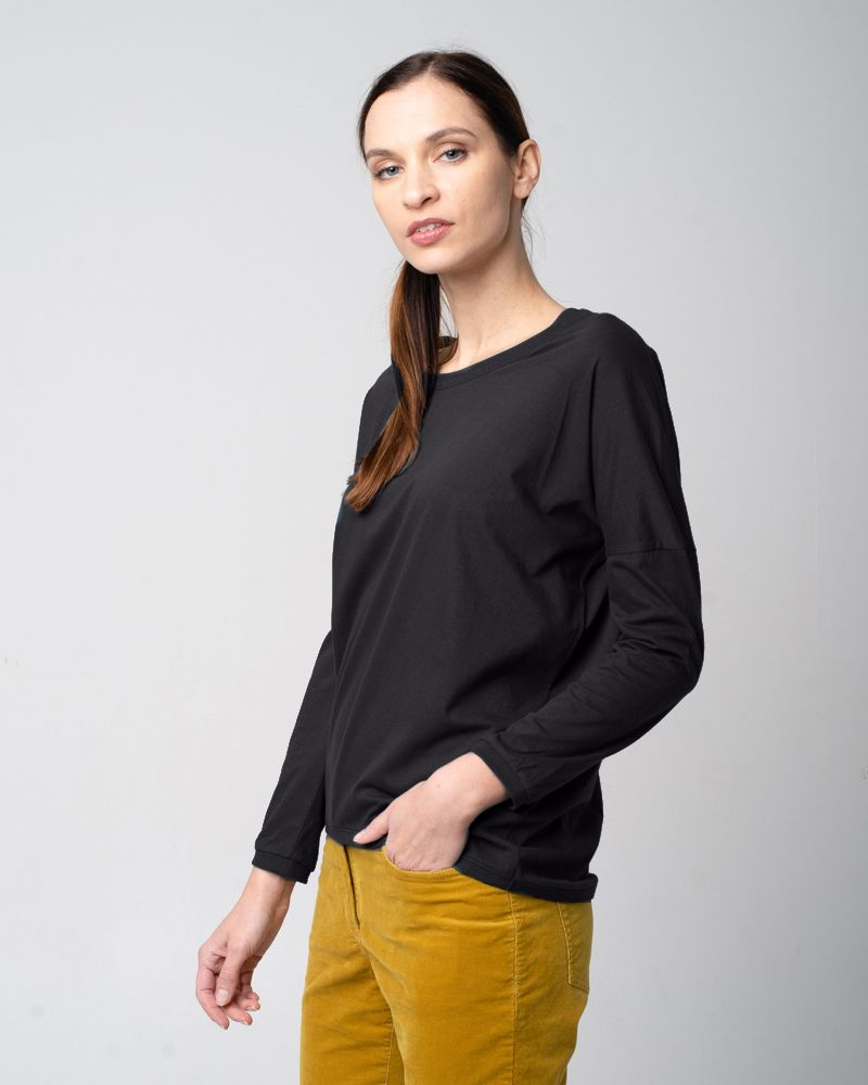 Alma Top Black