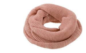 Disana Loop Scarf Child Size Rose