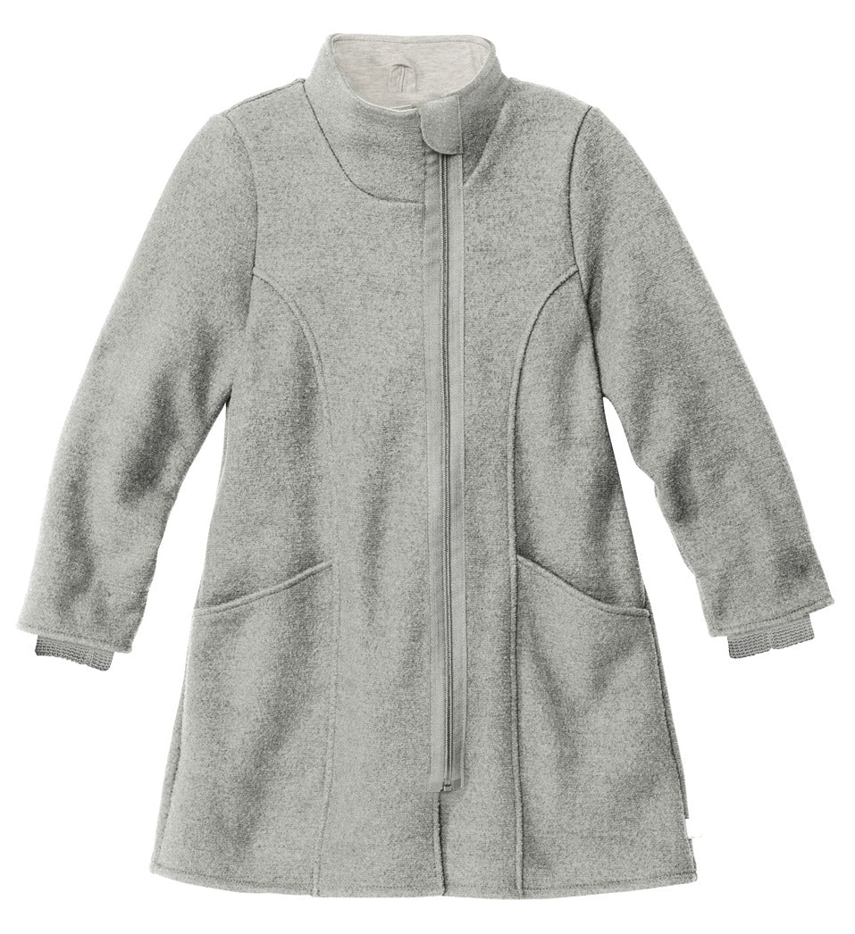 Disana Children's Coat Grey