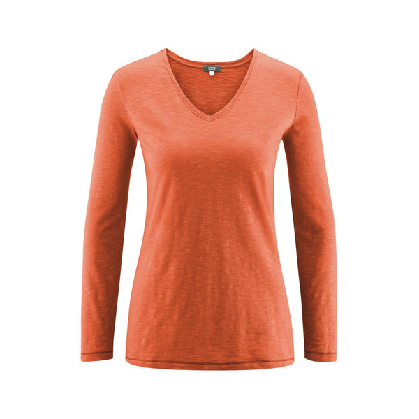 Dora Long Sleeve T-Shirt Amber