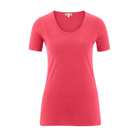Frieda T-Shirt Raspberry