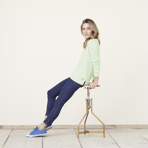 Gwyneth Sweatshirt Mint