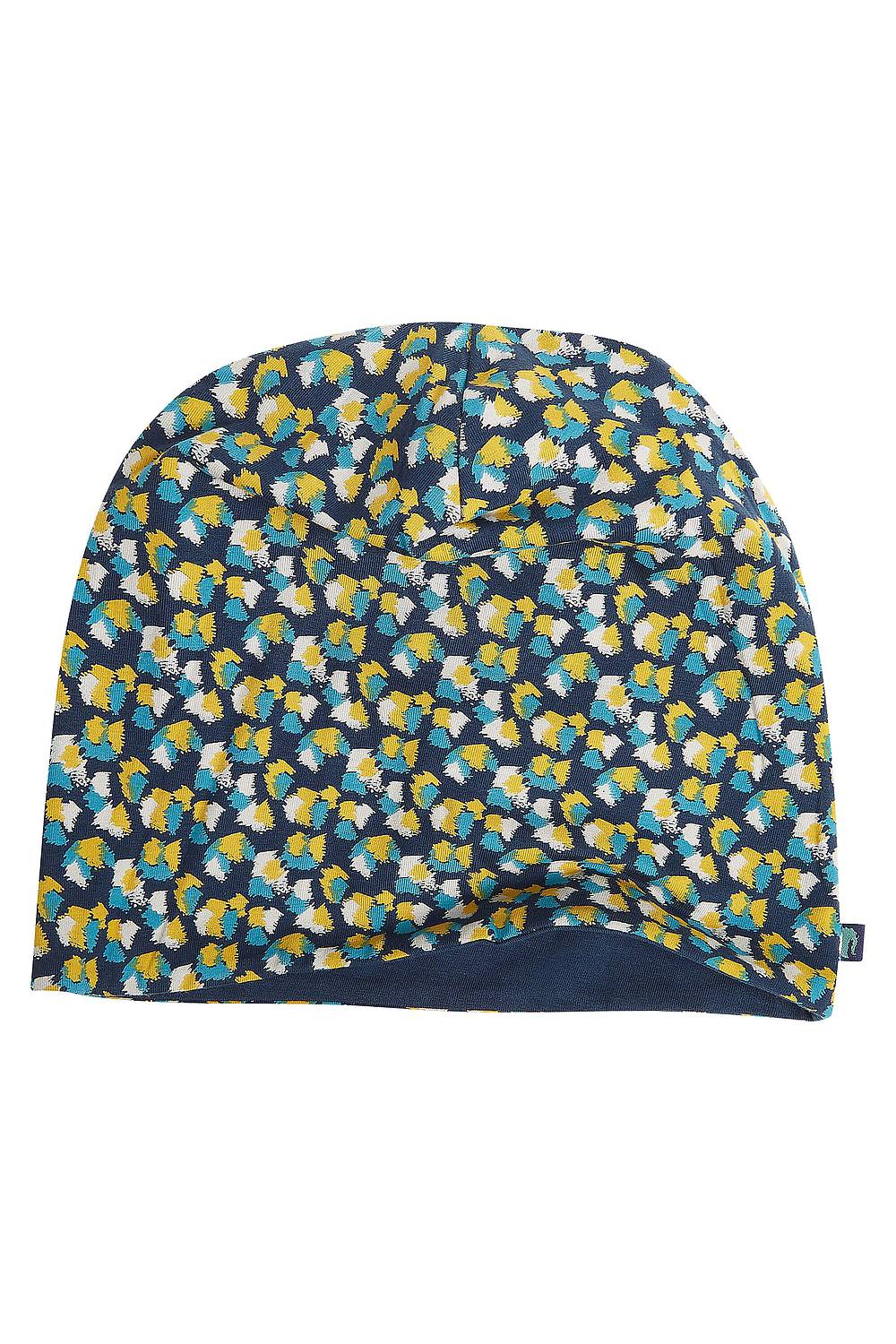 Jersey Beanie Sedna Multi-Color Navy