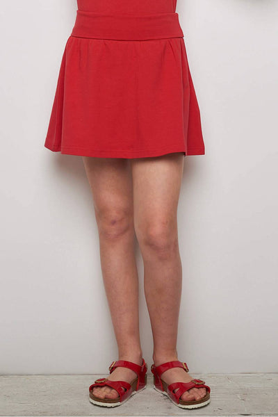 Jersey Skirt Fria Red
