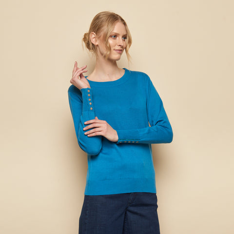 Sachi Sweater Blue