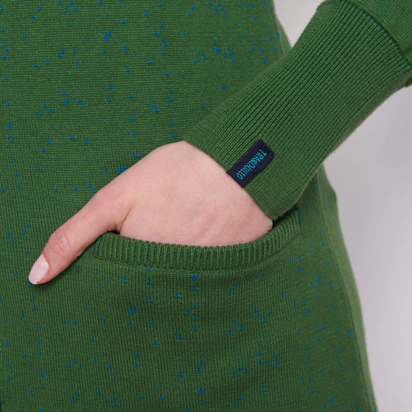Altais Sweater Jacket Green