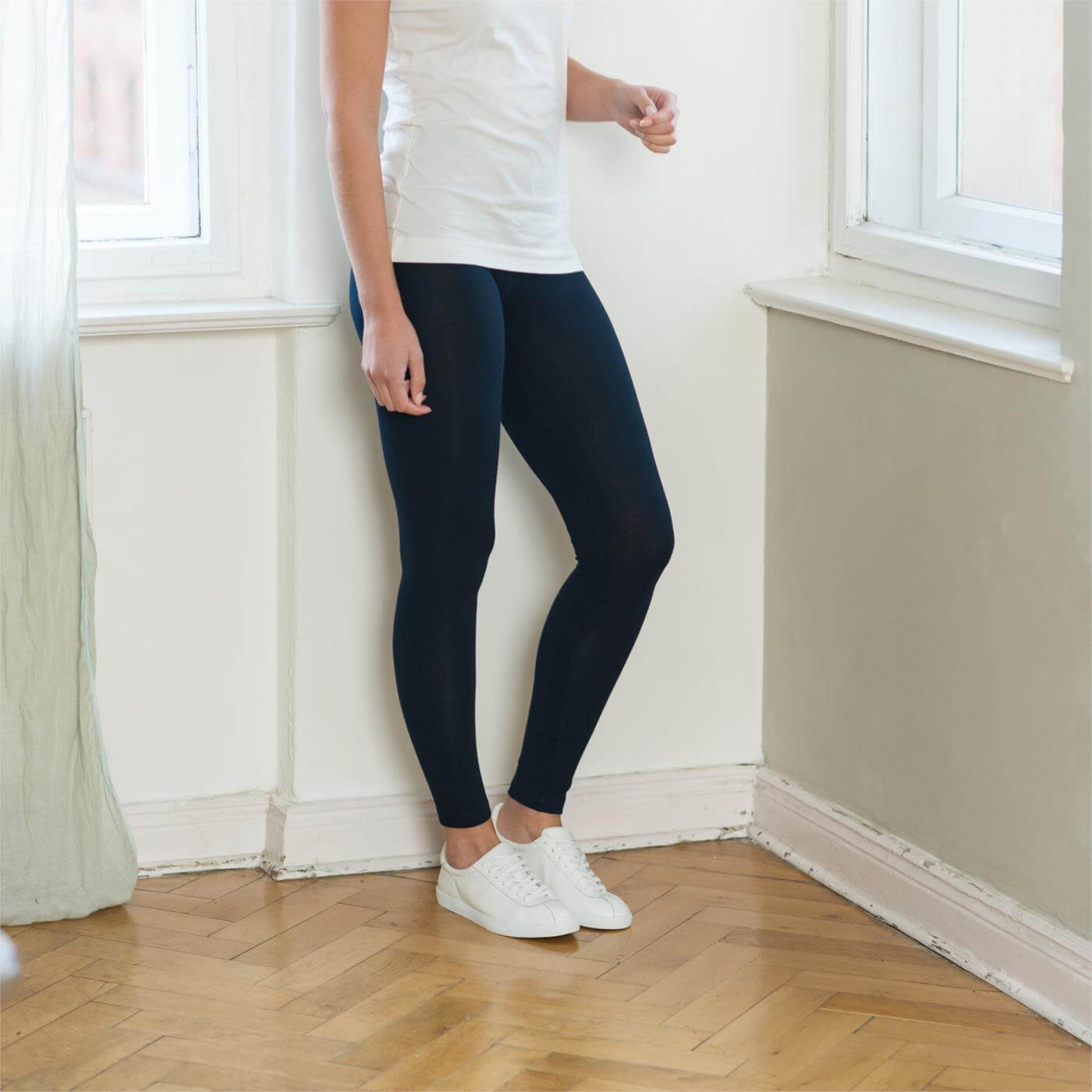 LC Basic Leggings Dark Navy