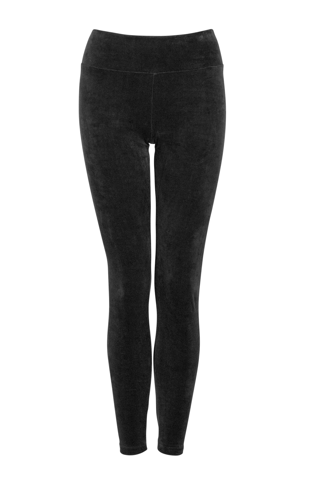 Leggings Lexie Black Velvet