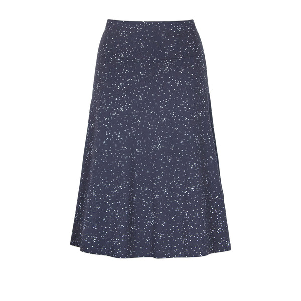 Jersey Skirt Midnight Stars