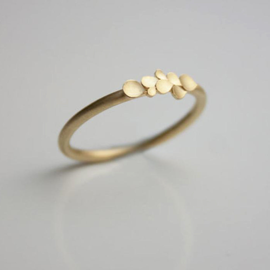 Dahlia Classic 18ct. Gold Ring