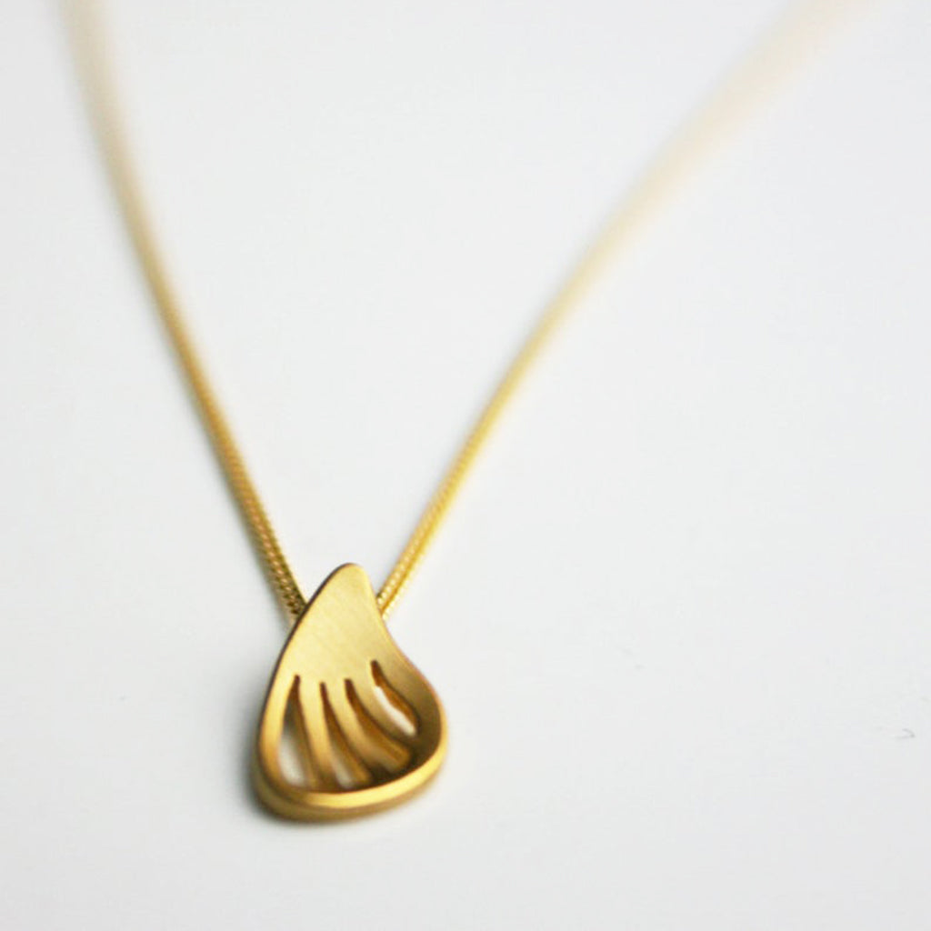 Wings 18ct. Gold Necklace