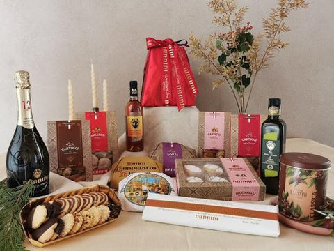 Christmas package - Nannini Sweets and Coffee