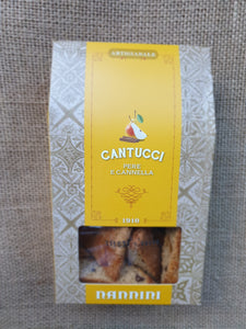 Cantucci pear and cinnamon 200 g