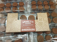 Load image into Gallery viewer, Soft amaretti with chocolate 120 g