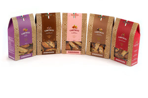 Cantucci pear and cinnamon 200 g (AVAILABLE FROM 1 JULY 20209