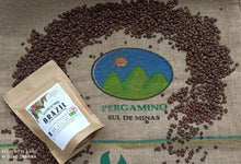 Upload the image to the Gallery Viewer, Brazil Pulped Nat. Parchment on de Minas 250 g