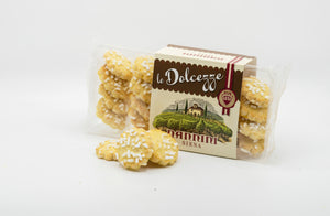 """Biancaneve"" shortcrust biscuits gr. 220"