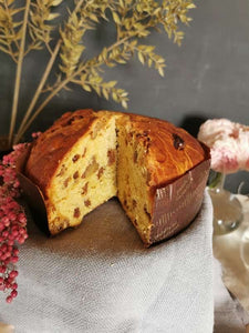 Panettone with figs and walnuts 750 g