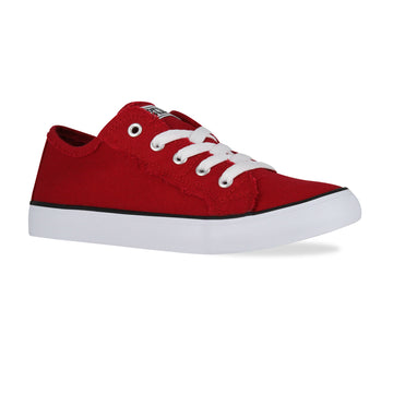 Gotta Flurt Women's Classic II Red Low-Top Sneaker