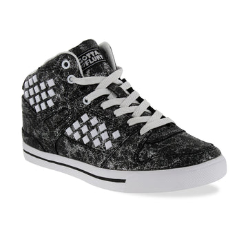 Gotta Flurt Women's Hip Hop HD Black/White Dance Sneaker