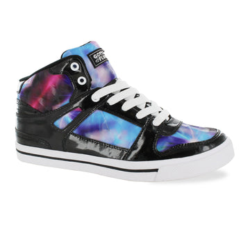 Gotta Flurt Women's Hip Hop V Blue/Black Dance Sneaker