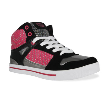 Gotta Flurt Women's Hip Hop Hot Pink Dance Sneaker